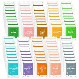 100 X Beauty Collagen Facial Mask Sheets Natural Essence Ful