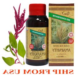 100ml 100% AMARANTH Seed Oil Cold Pressed 8% Squalene Diet &