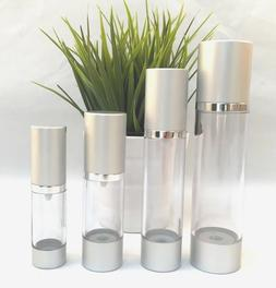 15 ml, 30 ml, 50 ml, 100 ml Acrylic Airless Pump Skincare /