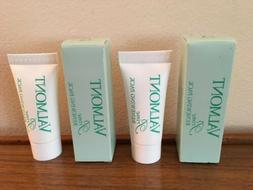 2x VALMONT Prime Renewing Pack facial cream mask 0.17 oz / 5