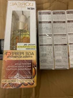 3 Pack!! L'Oréal Paris Age Perfect Hydra-Nutrition SPF 30 F