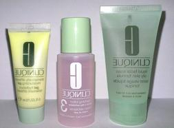 3 step skincare clarifying lotion 3 different