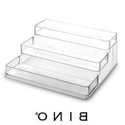BINO 'Stadium' 3-Tiered Pantry Cabinet Plastic Storage Organ