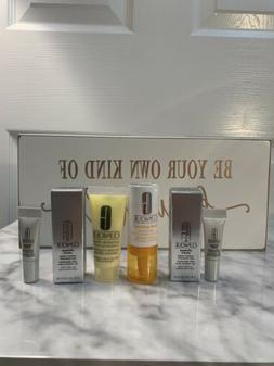 4 PC CLINIQUE SKIN CARE SET Brand New W Free Shipping