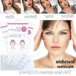 40/80PC Set Instant Face Neck and Eye Lift Facelift V Shape