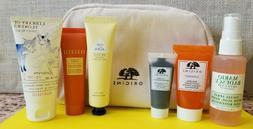 6X Deluxe Skincare Lot ORIGINS Ginzing Mario Badescu Borghes