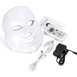 7 Color Lights LED mask Photon Therapy Mask Facial Anti-agin