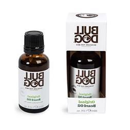 Bulldog Skincare and Grooming For Men Original Beard Oil, 1