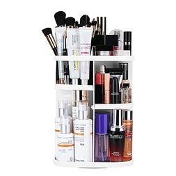 KEDSUM Makeup Organizer, 360 Degree Rotating Cosmetics Stora