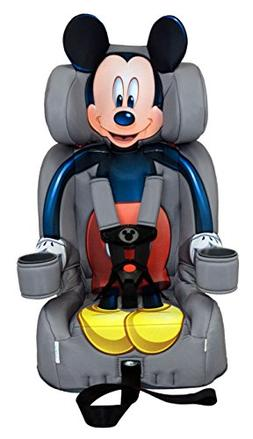 KidsEmbrace 2-in-1 Harness Booster Car Seat, Disney Mickey M