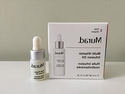 MURAD Multi-Vitamin Infusion Oil, Deluxe Travel Size, 0.1 oz