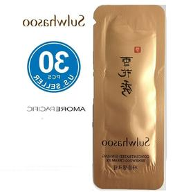 Sulwhasoo Concentrated Ginseng Renewing Cream Ex 1ml x 30pcs