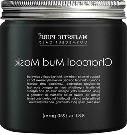 Majestic Pure Activated Charcoal Mask Clear Complexion Facia