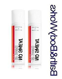 Bath and Body Works Active Skincare 2 Pack On the Go Shampoo
