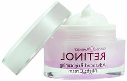 Retinol Advanced Brightening Night Cream – The Original Re