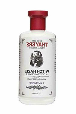 Thayers Alcohol Free Rose Petal Witch Hazel Facial Toner Alo