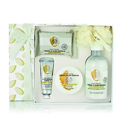 The Body Shop Almond Milk & Honey Essential Selection Gift S