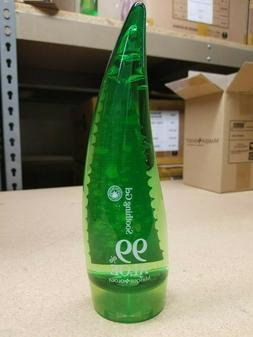 aloe vera gel 99 percent 250ml made