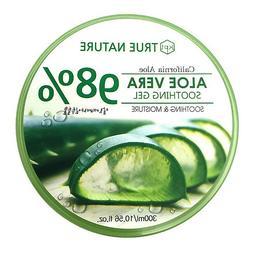 98% Aloe Vera Gel Soothing & Moisture - Moisturizer for Faci