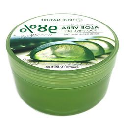 Aloe Vera Gel Facial & Body Skin Care - Soothing & Moisture