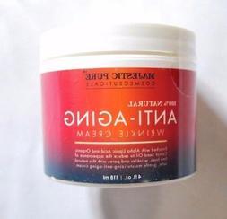 Majestic Pure Anti Aging Cream For Woman and Men, 4FL OZ BB: