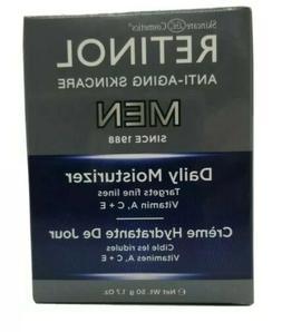 Skincare Cosmetics Retinol Anti-Aging MEN Daily Moisturizer