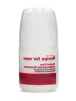Recipe for Men Antiperspirant Deodorant, 2 fl.oz.