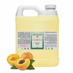 Apricot oil 100 pure 32 oz unrefined cold pressed apricot ke