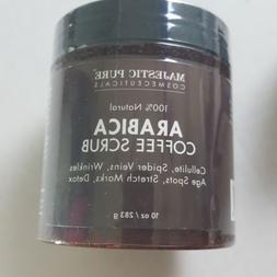 Majestic Pure Arabica Coffee Scrub, Skin Care, Stretch Marks