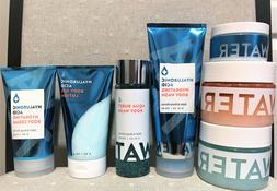 Bath & Body Works *WATER HYALURONIC SKINCARE LINE* YOU PICK