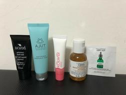 Ulta Beauty Skincare Travel Size Deluxe Samples 5 Pcs Gift S