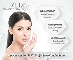 BEST FACE WHITENING ANTI AGING PRODUCTS 30G.LIV WHITE DIAMON