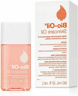 Bio-Oil Skincare Oil, 2 Ounce,   Body Oil for Scars and Stre