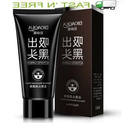 BIOAQUA Black Mud Face Mask Blackhead Remover Deep Cleansing