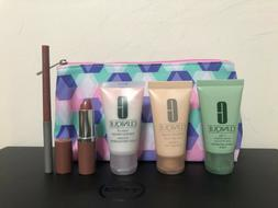 Clinique Bloomingdales 6 Pcs Deluxe Travel Size Samples Gift