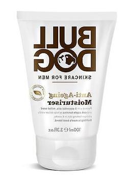 BULLDOG Skin Care For Men ANTI-AGING MOISTURIZER 3.3OZ / 100