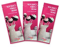 Cake Pop Candy Mask pack
