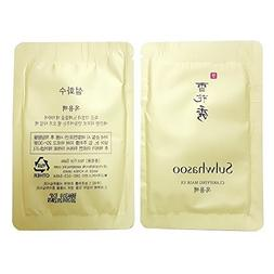 Sulwhasoo Clarifying Mask EX 5ml x 30pcs  Sample AMORE PACIF