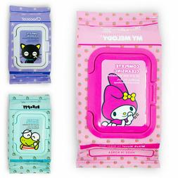 HELLO KITTY CLEANSING TOWELETTES