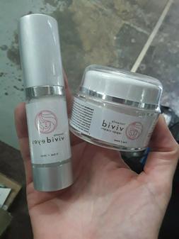 COMBO Instantly Vivid Repair Cream 1oz & Eyes .5oz. Anti-Agi
