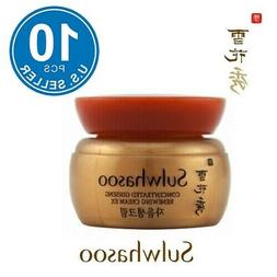 Sulwhasoo Concentrated Ginseng Renewing Cream Ex 5ml x 10pcs