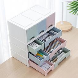 Cosmetics Storage Shelf Desktop Organizing Storage Box <font