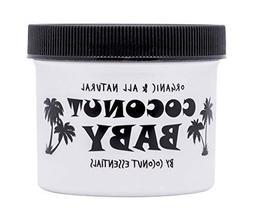 Coconut Baby Cradle Cap Oil - 4 oz - Organic - Best All Natu