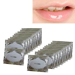 Crystal Lip Mask DEESEE 20pcs/lot skin care Crystal Collagen