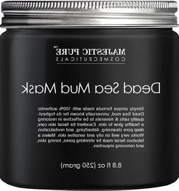 Majestic Pure Dead Sea Mud Mask 8.8 Oz - Spa's Premium Quali