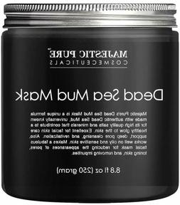 Majestic Pure Dead Sea Mud Mask for Face and Body - Gentle F