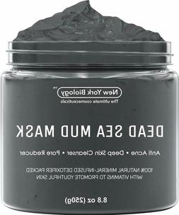 All Natural - Spa Quality New York Biology Dead Sea Mud Mask