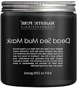 dead sea mud mask natural face