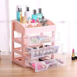 Hot Sale!DEESEELarge Cosmetic Storage Box Table Drawer Type