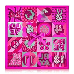 The Body Shop Deluxe Advent Calendar, 24pc Gift Set of Feel-